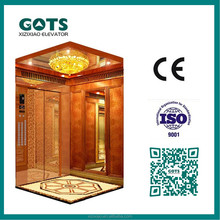Beauty cabin passenger lift elevator for sale