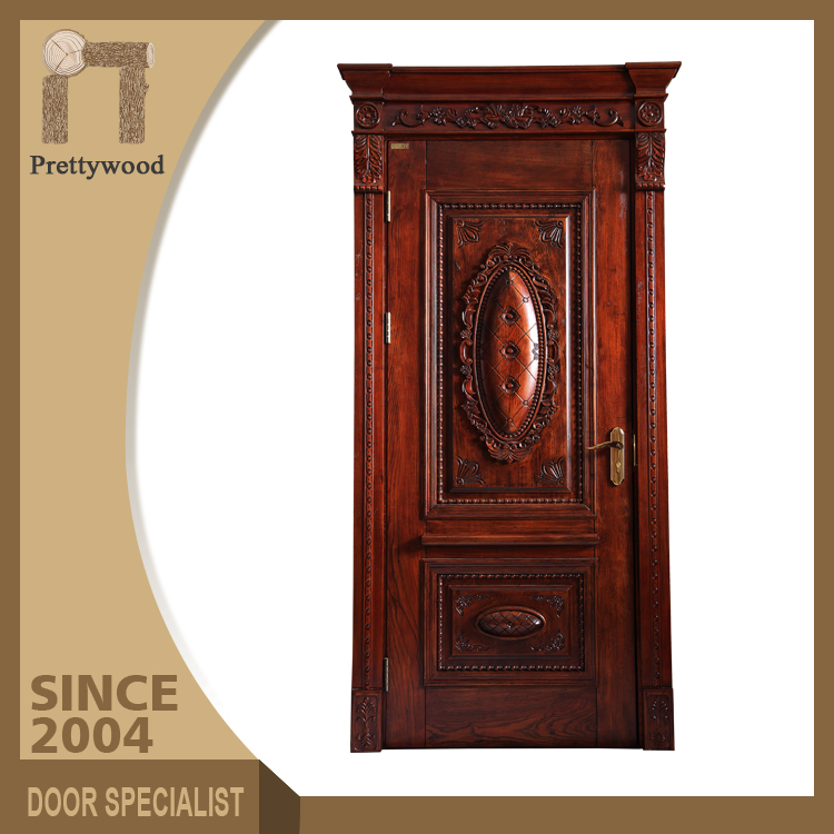 China Manufacturer Decorative Pattern Good Quality Bedroom Door Prices
