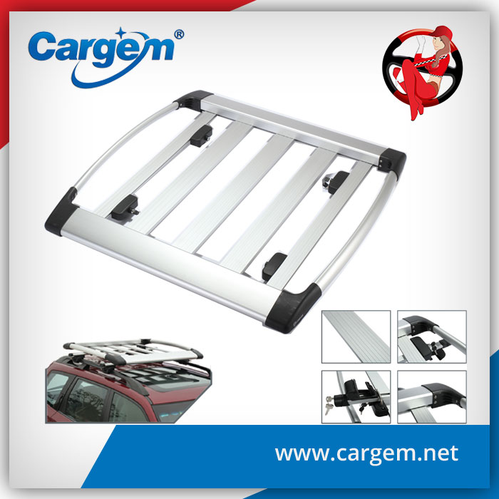 TUV approved universal new design car roof luggage rack