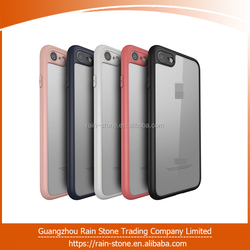 Wholesale Cell Phone Soft Clear Texture Hotsale TPU case for iPhone 6/ 6plus/ 7/ 7plus