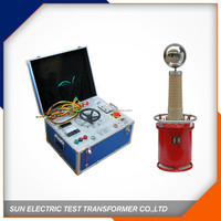AC/DC Withstand Voltage Tester to do withstand voltage test