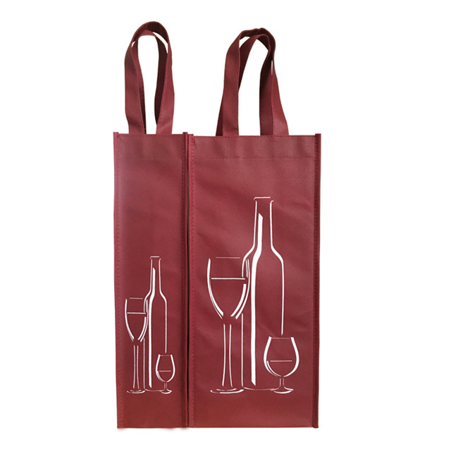 one bottle wine non woven bag