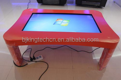 "42"" inch LCD Multi Touch Screen Interactive Game Table for Kids"
