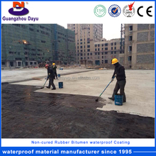 Strong Adhesive Waterproofing Materials Asphalt Waterproof Coating