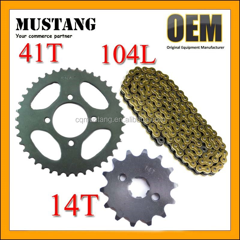 for Honda CD70 Motorcycle Parts Front Two Wheeler Sprocket