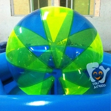 hot sale entertainment short-time produced water bouncing ball