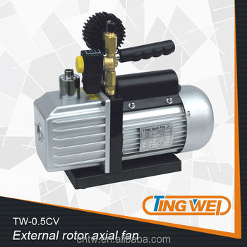 vacuum pump with gauge