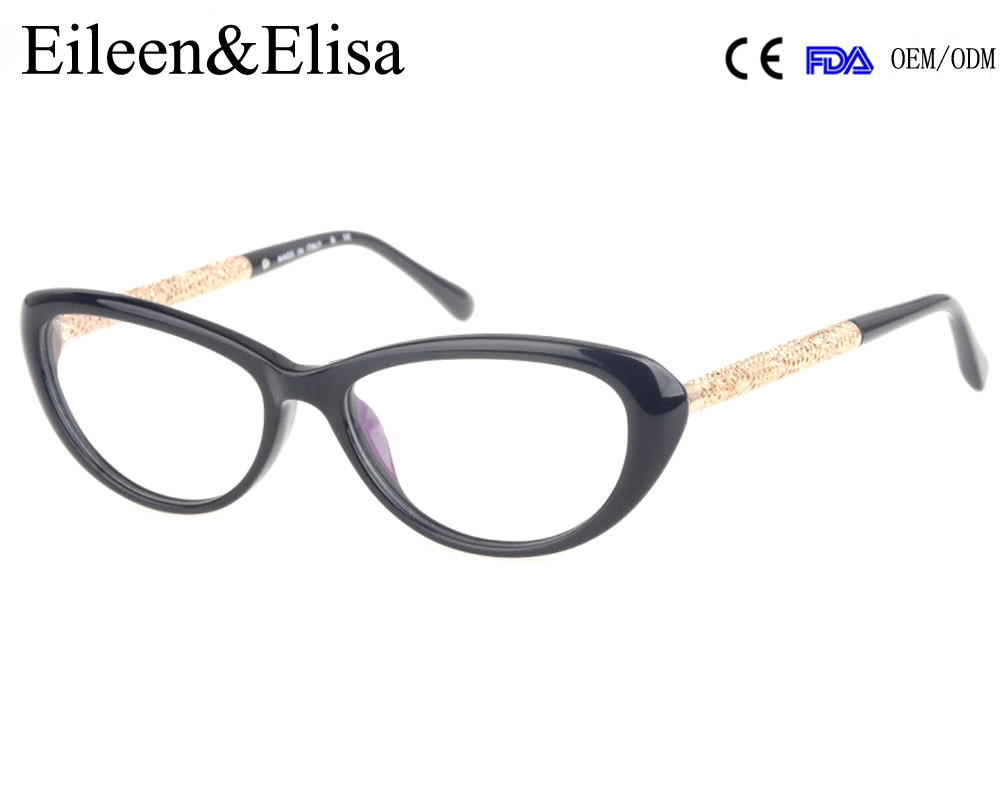 Wholesale Eyeglass Frames Metal EE Optical Frame Brand Name 2016 Glasses Frame for Girls