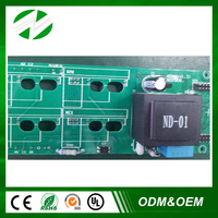 Immersion Gold Electronic appliance aluminium based board