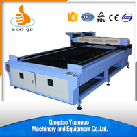 Low Price CNC Flat Bed CO2 Laser Machine