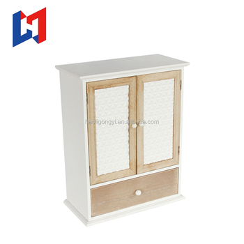 European-style intercom cabinet living room partition lockers