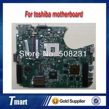 100% working Laptop Motherboard for toshiba A000080820 L750 L755 Series Mainboard,Fully tested.