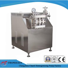 Top Quality temperature homogenizer mixer with certificate