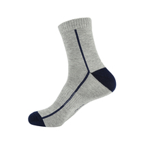 China Factory Cheap Dark Color Own Logo Quick Dry Decoration Sport Men Socks