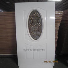 metal glass door with wooden stile,full lite glass door