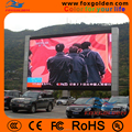 shenzhen factory price led videowall full color P6 outdoor rental led display
