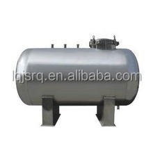 Small capacity biodiesel storage tank/horizontal oil storage tank manufacturer made by stainless steel
