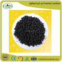 Excellent price low ash coal based spherical activated carbon supplier