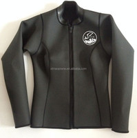 adult men women neoprene wetsuit jacket