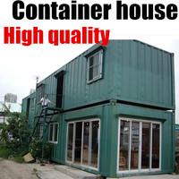 Prefabricated Aluminium Structure Prefab Caravan Club Iso House