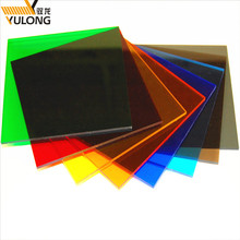 2mm thick colored acrylic plastic sheet 1200x2400mm