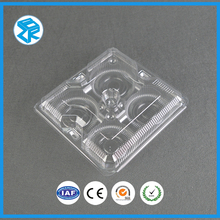 High Quality Display Clear Plastic Cup Cake Cases