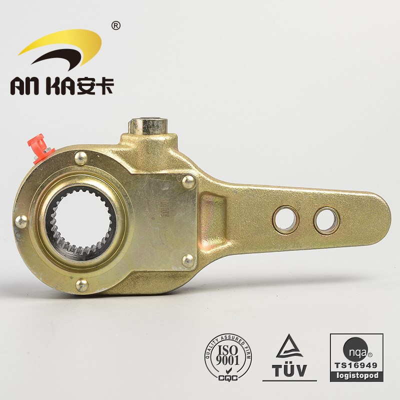 KN44051 manual slack adjuster,auto parts,brake system spare parts 28 teeth two holes