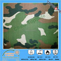 EN11611/EN11612/EN1149 aramid camouflage printed fabric for military and police uniform