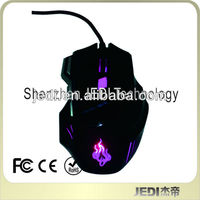 Drivers USB 6D Gaming Mouse For Mouse Gamer With USB Receiver
