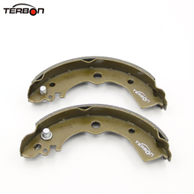Competitive price auto rickshaw brake shoe cross reference
