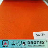 wholesale cheap price cotton mosquito resistant twill fabric for security protection suit