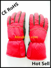 Electric Battery Heated Snowboard Gloves