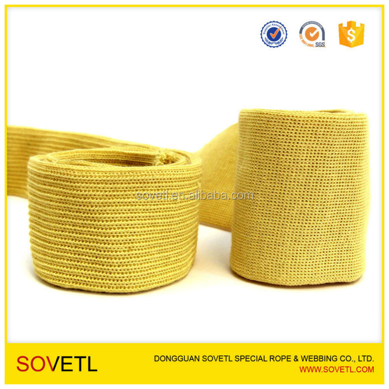 Dupont Kevlar Heat Resistant Sleeves for Cover the Press Bending Rollers