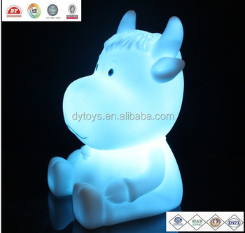 LED Kids Light Up Bath Toy / cute led night light