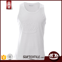 OEM cheap fashionable stylish mens tank top for sale