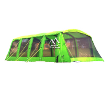 Cheap waterproof tent inflatable tunnel army large outdoor camping air tent