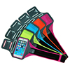 In stock ultrathin lycra sport armband, running armband case for iPhone 8