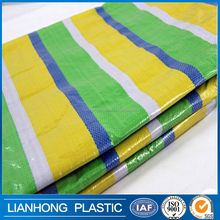 Accept customer order size, color pe tarpaulin cover, China factory in Shandong, UV treated.