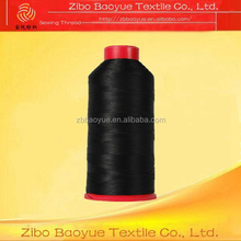 Hot sale nylon polyester waterproof sewing thread