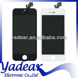 Genuine touch display digitizer for iphone 5 lcd screen for iphone 5