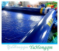 blue ball pool commercial inflatable pool, Giant Inflatable Pools