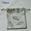 Small canvas mesh drawstring bags wholesale