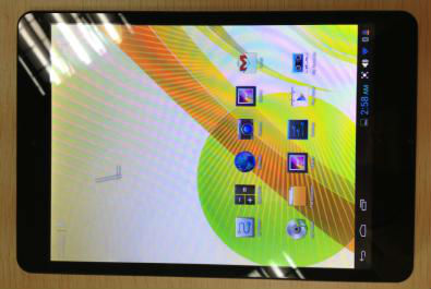 7.85 inch tablet pc VIA-8880, Dual Cortex-A9 ,1.5GHz ,android 4.1,
