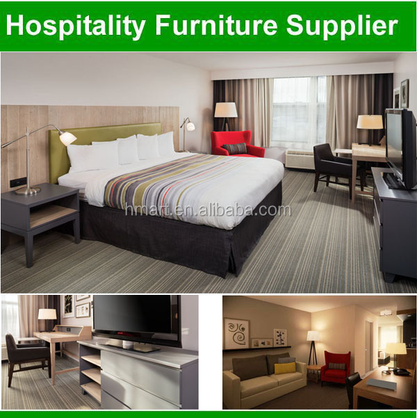2017 Hot Sale Country Inn Hotel Furniture