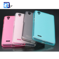 low price china Matte Pudding Soft Gel TPU Back Cover Case mobile phones accessories for vivo y31