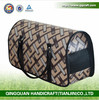 Pet Life Zippered Folding Pet Cage Carrier / Cat Airline Carrier