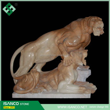 latest chinese stone carving/special stone lion sculpture