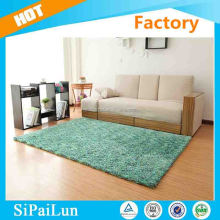 2016 Hot New design bedroom decoration high quality shaggy rugs
