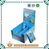 High Quality Custom Small Paper Printed Display Box