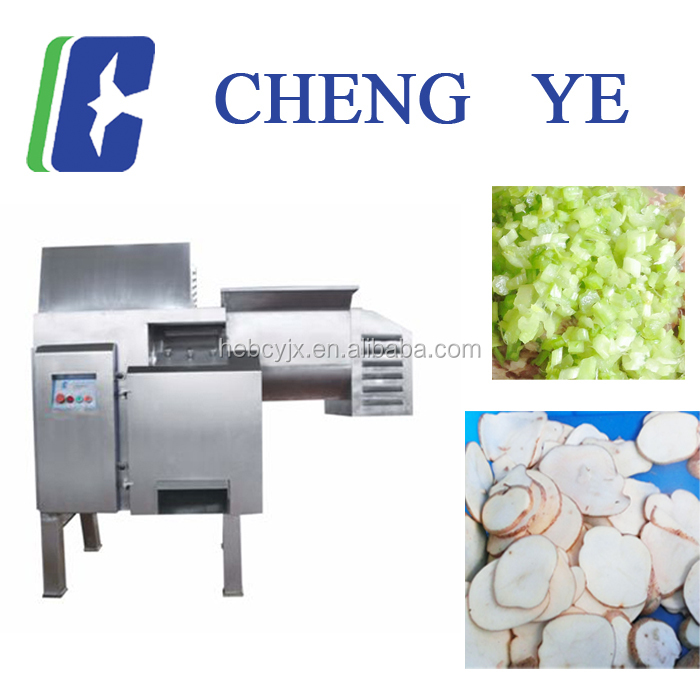 CQD500 Vegetable Dicer, vegtable cutting equipment for sale with high efficiency